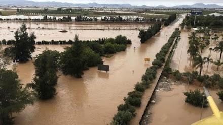 Εκτος νεκρός από τις πλημμύρες στην Ισπανία