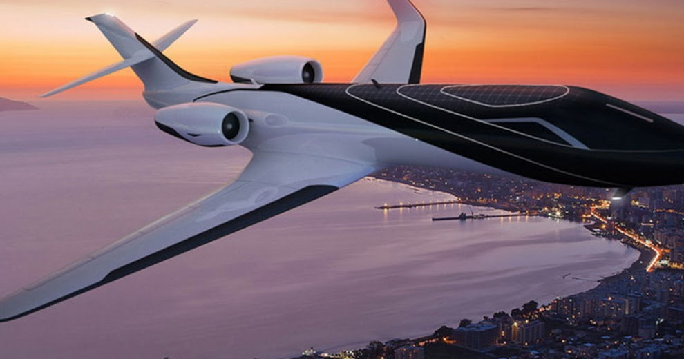 Passion For Luxury  IXION CONCEPT WINDOWLESS PRIVATE JET