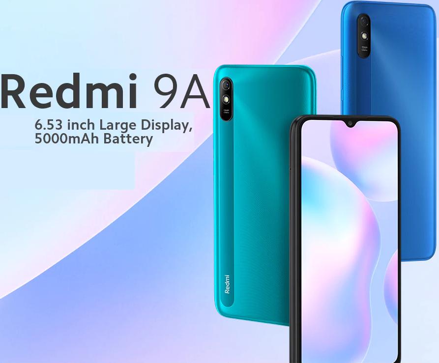 Xiaomi Redmi 9A Specifications