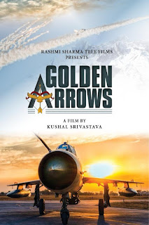 Golden Arrows First Look Posters