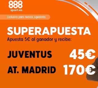 888sport superapuesta champions Juventus vs Atletico 12 marzo 2019