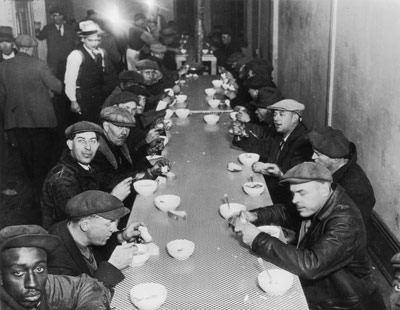 Al Capone Soup Kitchen