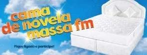 Cama de Novela Promoção Massa FM