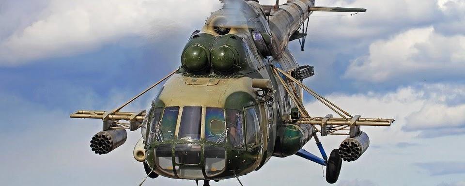 Повітряні Сили забронюють чергові два гелікоптери Мі-8МТ