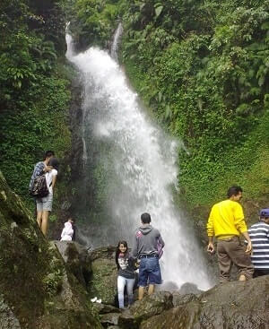 air terjun cicurug