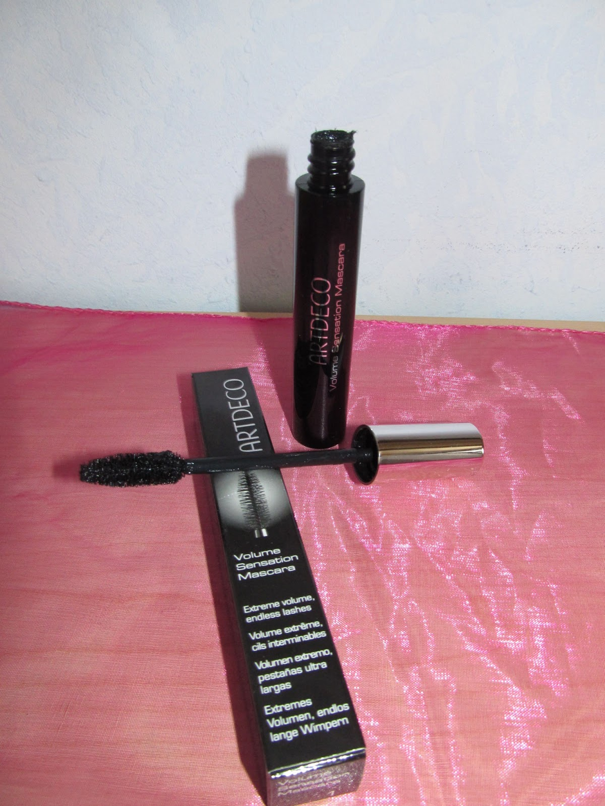 testtante s blog artdeco volume sensation mascara. Black Bedroom Furniture Sets. Home Design Ideas