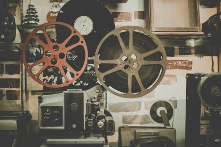 trabalhar com cinema