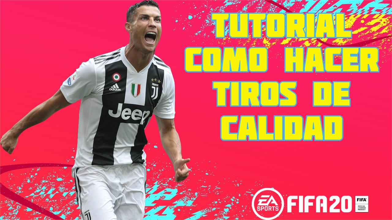 Como Hacer Tiros De Calidad En Fifa 20 Tutorial Xbox Play