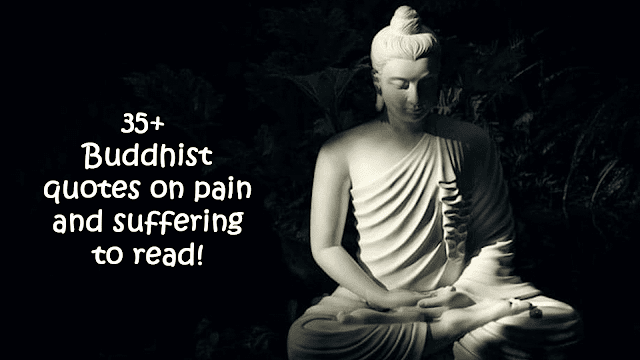 Buddhist quotes on pain