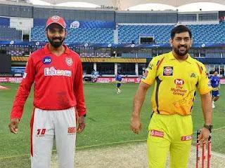 IPL 2021: 08th MATCH CSK Vs PBKS, Wankhede Stadium Mumbai
