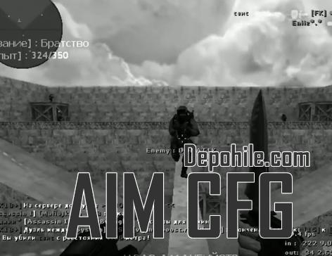 Counter Strike 1.6 Eniiz CFG Bıçak Aimbot Hilesi İndir Ocak 2020