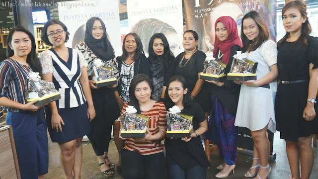 event report beauty class PAC Martha Tilaar
