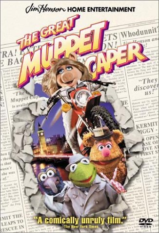 To Europe With Kids Movie Monday The Great Muppet Caper