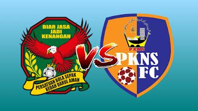 Live Streaming Kedah vs PKNS FC Piala Malaysia 20.8.2019