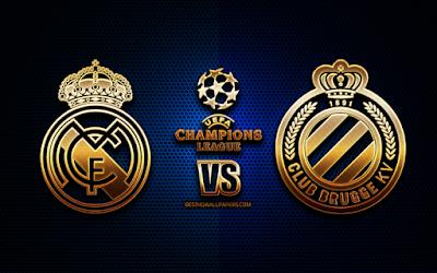 بث مباشر مباراة ريال مدريد وكلوب بروج اليوم