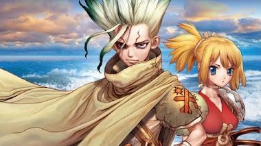 Manga Dr. STONE tendrá una segunda novela