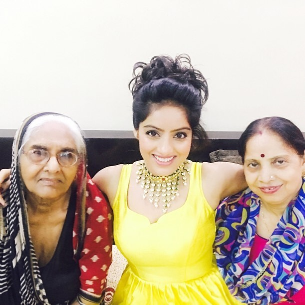 deepika-singh-s-mother-after-recovering-from-her-corona