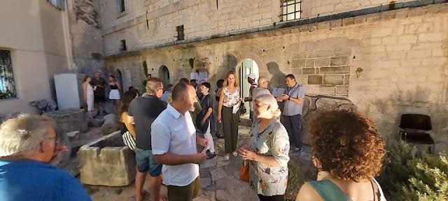 Ναύπλιο: Εγκαινιάσθηκε η έκθεση ζωγραφικής και χαρακτικής της Αριάδνης Μπαλαλά και της Μαρίνας Μπόμπου