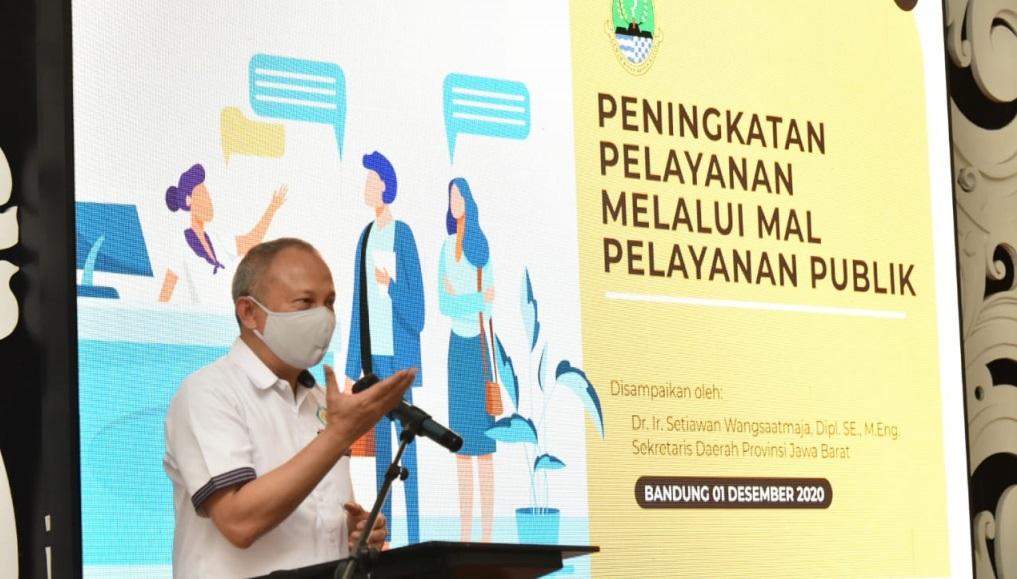Tingkatkan Pelayanan Publik , Pemda Provinsi Jabar Hadir di Menara 99 Sabilulungan