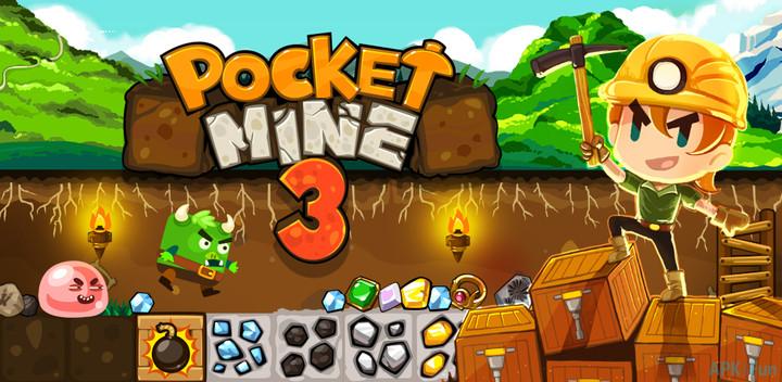 Pocket Mine 3 - 5.4.0 - Mod Free Shop