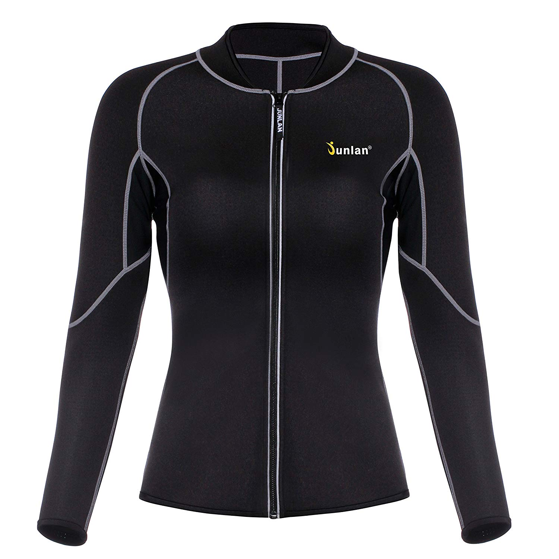 5699bf948d Women Hot Sweat Weight Loss Shirt Neoprene Body Shaper - Online ...