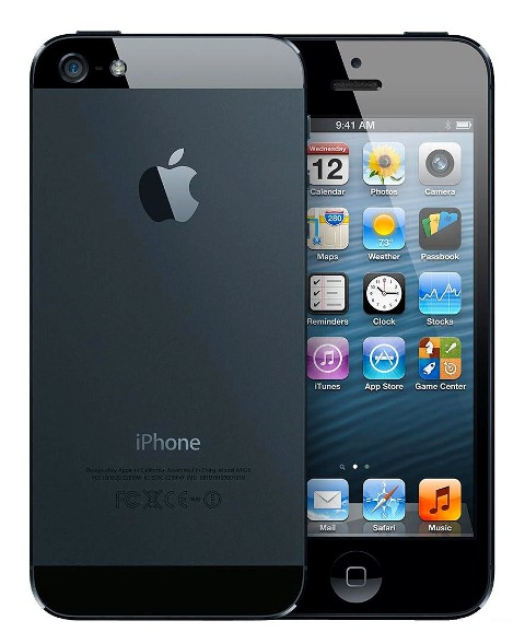 Apple iPhone 5 Black & Slate