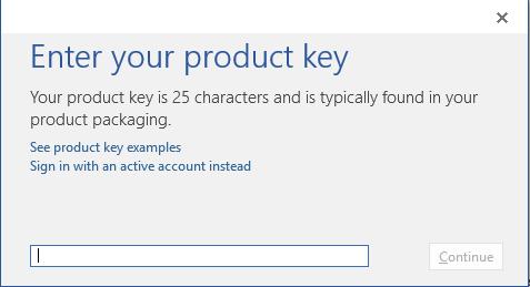 Cara Menginstal Microsoft