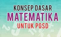Contoh Soal UTS Konsep Dasar Matematika Semester 1 S1 PGSD, https://www.guruenjoy.com