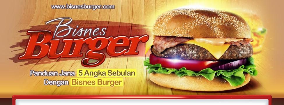 panduan dan cara buat bisnes burger