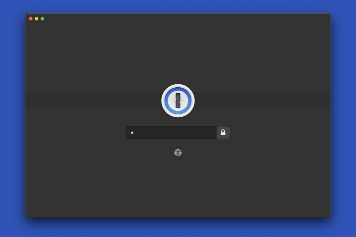 1Password è compatibile con Apple M1
