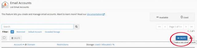 Cara Membuat Email Profesional dengan Hosting