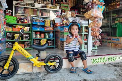 Push Bike 3.0 by Element, Balance Bike Murah!