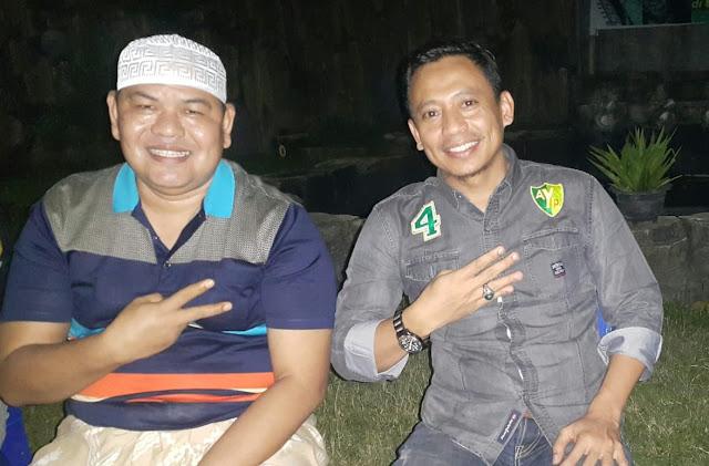 Setelah Sosialisasi di Sinjai, Caleg DPR RI Ini Sambangi Kompetitornya di Bulukumba