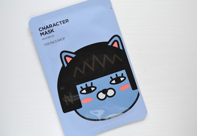 The Face Shop Resilience Character Mask (Neo)