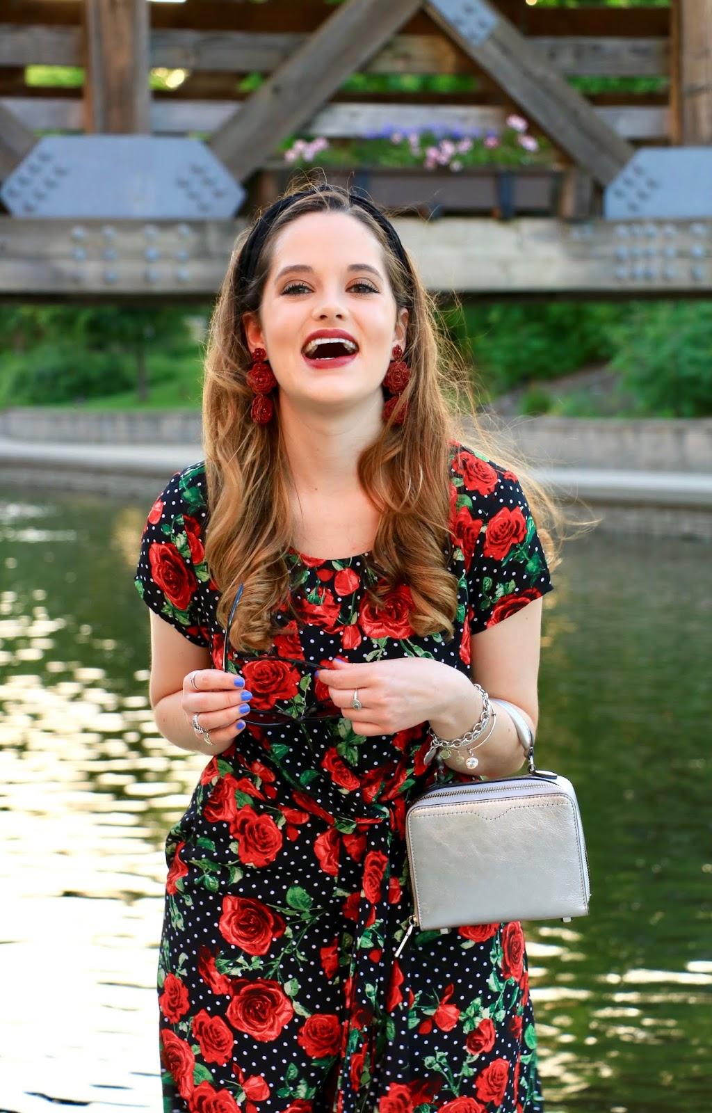 Nyc fashion blogger Kathleen Harper