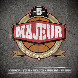 5 Majeur - 5 Majeur (2011)