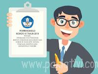 Permendikbud Nomor 16 Tahun 2019 Tentang Penataan Linieritas Guru Bersertifikat Pendidik
