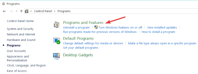 program-and-features-in-windows-control-panel