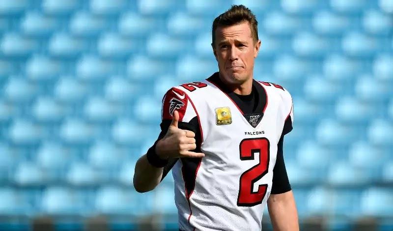 Matt Ryan : Atlanta Falcons Starting quarterback for 2021 season