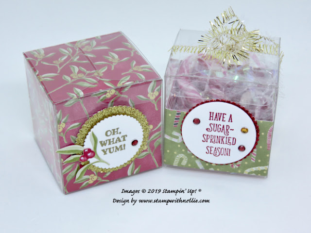 Most Wonderful Time Product Medley Stampin Up