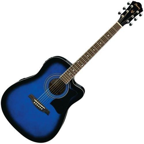 Daftar Harga Gitar Ibanez Akustik Listrik Terbaru