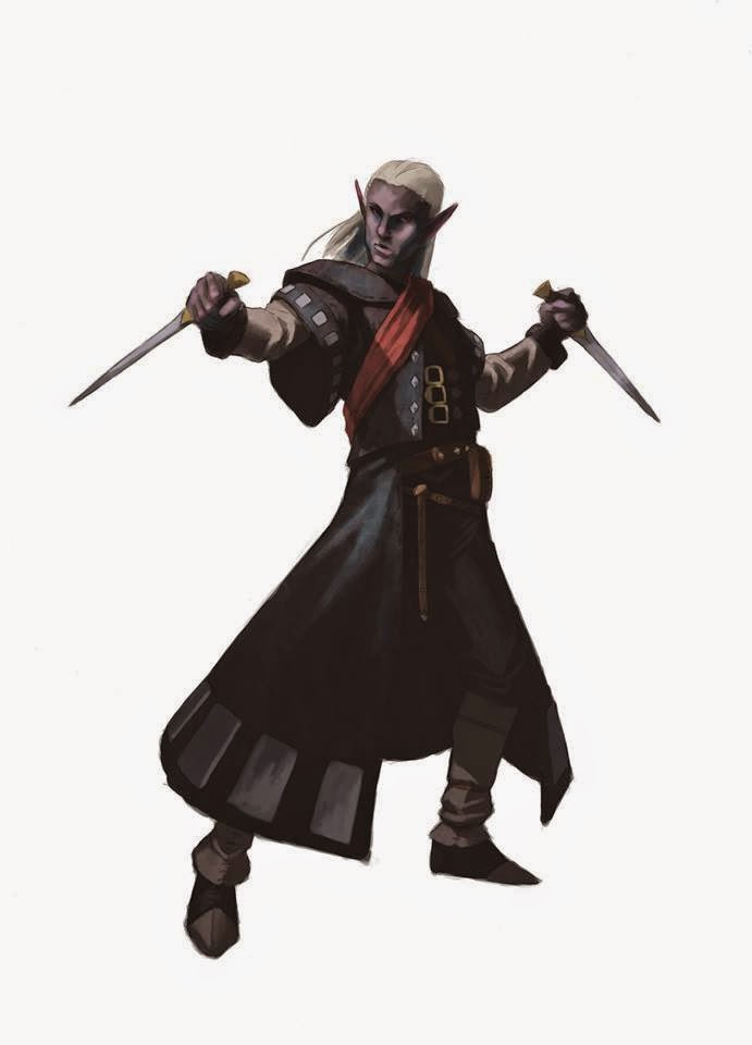 Building the Best Assassin (Executioner Build) in D&D