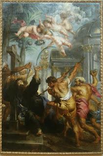Peter Paul Rubens 1577–1640) The Martyrdom of Saint Thomas the Apostle