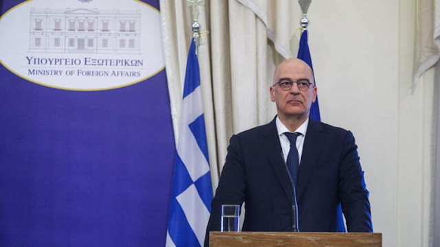 Η επικίνδυνη πρώτη ανακοίνωση του υπουργείου Εξωτερικών επί Ν. Δένδια