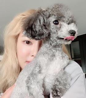 SNSD Hyoyeon Pet Vitamin
