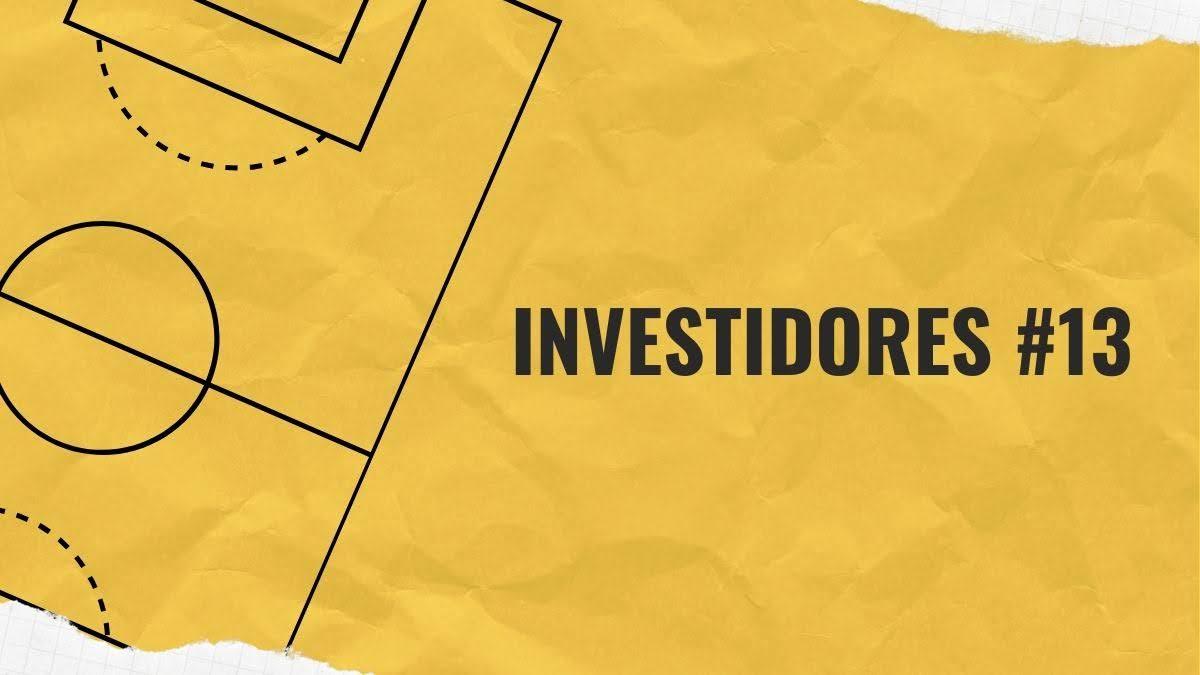 Investidores #13 - Cartola FC 2020