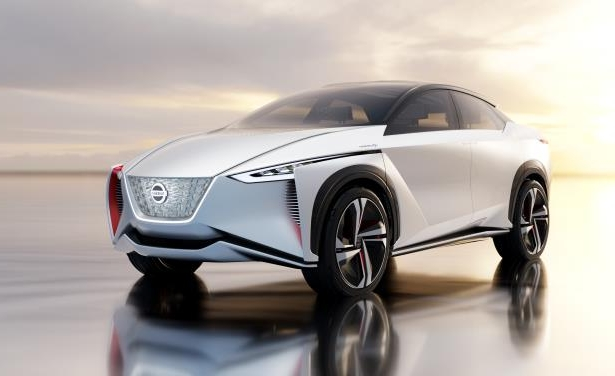 IMx Theater: Nissan IMx Concept Offers an Advance Screening of FutureMobility Possibilities
