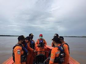 Kapal KM Wicly Jaya Sakti Tenggelam, 9 Orang Hilang Di Perairan Kuala Tunggal Jambi