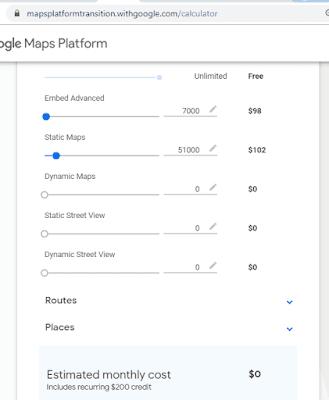 Panduan Lengkap Memahami Pembayaran Google Maps Pricing API 3