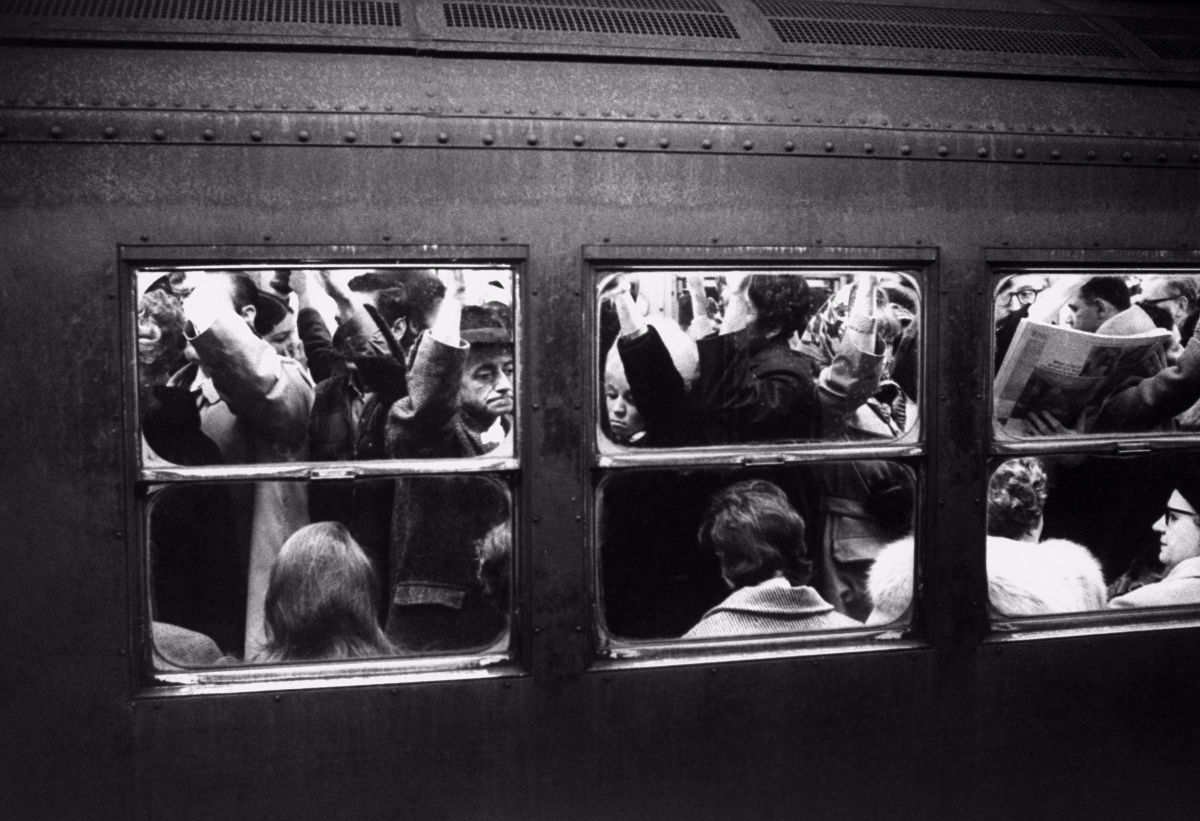 Scene on the new york city subway 1969 ralph crane the life picture collection getty images